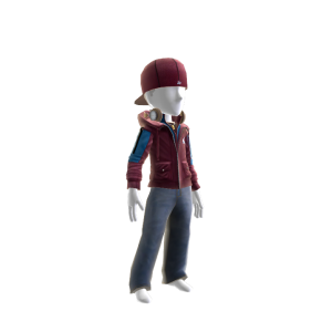 Avalanche Team Jacket and Hat