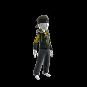 Kick-Ass Jacket and Cap