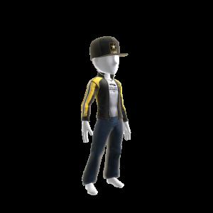 Army Premium Track Suit