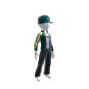 Jacksonville Track Jacket and Hat