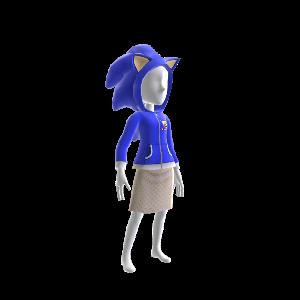 Sudadera de Sonic