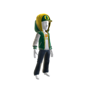 Oregon Jacket and Hat