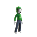 Minecraft Creeper Hoodie