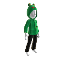 Frog Raincoat 