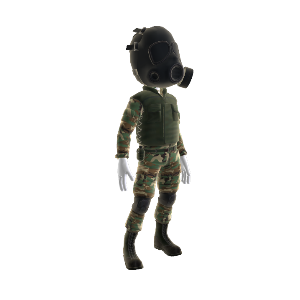 Deadlight - 80s ARMY Uniform