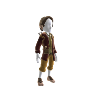 Bilbo kostume