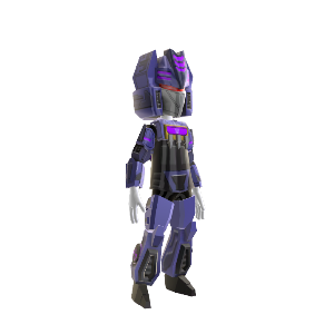 SOUNDWAVE outfit