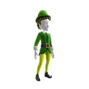 Holiday Elf Costume