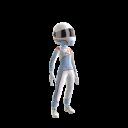 Hyundai Avatar Racing Suit
