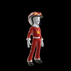 Joe Danger Classic outfit