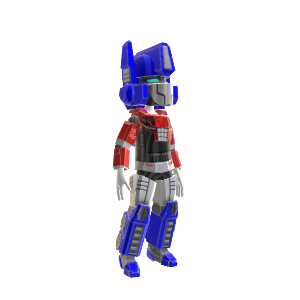 OPTIMUS PRIME outfit