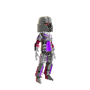 MEGATRON-Outfit
