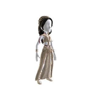 Princess Dejah Wedding Costume