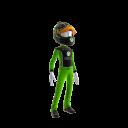 Xbox Racing Suit