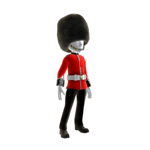 Royal Guard Uniform