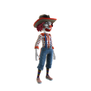 Rodeo-Clown-Outfit