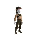 Commando Costume 