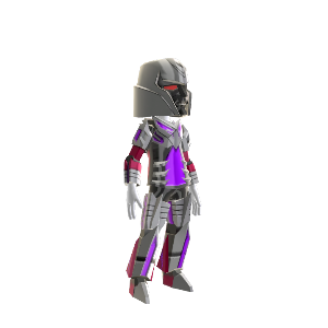 MEGATRON outfit