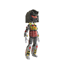 GRIMLOCK-Outfit