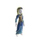 Galadriel-kostym