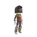 GRIMLOCK outfit