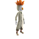 Beaker Costume 