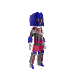 Conjunto STARSCREAM