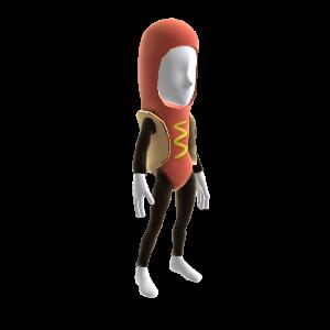 Hotdog Suit Outfit