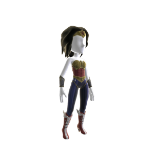 Costume de Wonder Woman