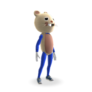 Mouse Mascot Outfit
