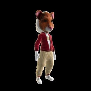 Hip Hop Hamster Costume