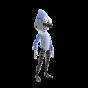Mordecai Costume