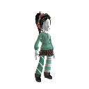 Vanellope Kostm