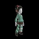 Costume de Vanellope