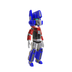 Ensemble OPTIMUS PRIME