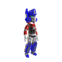 OPTIMUS PRIME-Outfit