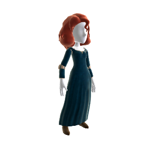 Merida Costume