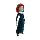Costume de Merida