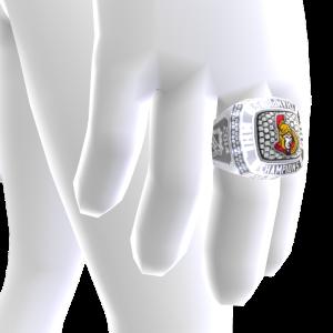 Senators Championship Ring
