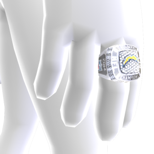 San Diego Championship Ring