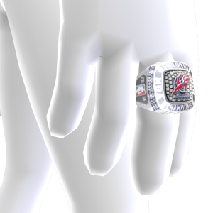 Wizards Championship Ring