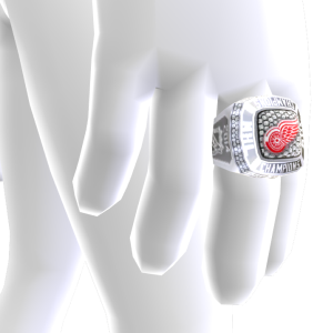 Red Wings Championship Ring