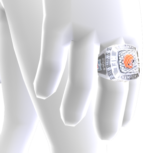 Cleveland Championship Ring