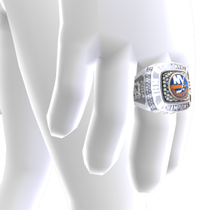 Islanders Championship Ring
