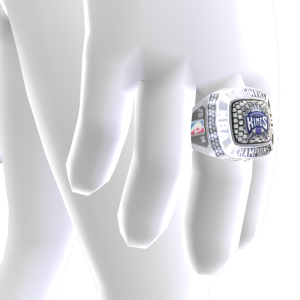 Kings Championship Ring