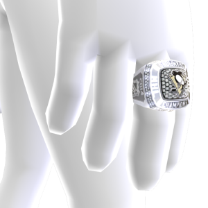 Penguins Championship Ring