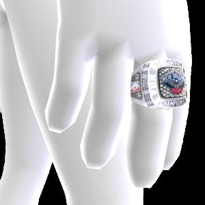 Pelicans Championship Ring