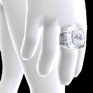 Baltimore Championship Ring