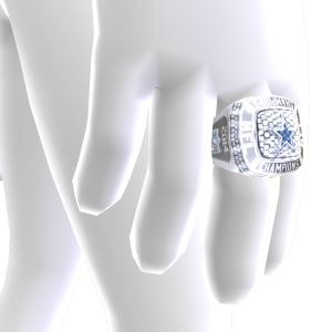 Dallas Championship Ring