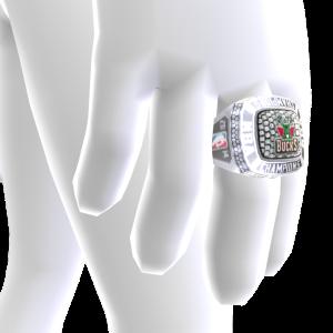 Bucks Championship Ring